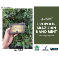 Propolis brazilian nano mint 100% ORIGINAL