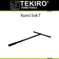 KUNCI SOK SOCKET SOCK T TEKIRO 7, 8, 9, 10, 11, 12, 13, 14 MM