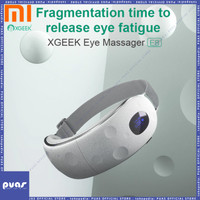 Xiaomi Jeeback XGEEK E8 Eye Massager Graphene Heating Alat Pijat Mata