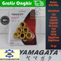 Roller vario 150 /125 ESP/ PCX ADV racing Yamagata 9 sd 15 gr - 15 gr