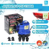Pompa Air Celup Kolam Ikan Aquarium Aquascape AQURA ASP 2300 A 27 Watt