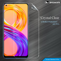 9Skin Crystal Clear CC Screen / Back for Realme 8 Pro