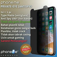 Samsung S8 - Phoneme Antispy Anti Spy Privacy Film