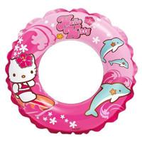 Intex Ban Renang Bulat Hello Kitty Swim Ring 56200