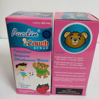 PACDIN baby cough syrup 60 ml