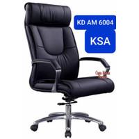 Kursi Direktur KD AM 6004 Merk KSA Import Bangku Kerja Kantor Bos