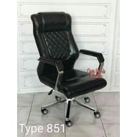 Kursi Direktur 851 Merk KSA Import Bangku Kerja Kantor Bos Office Chai
