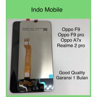 LCD OPPO F9 F9 pro A7x / REALME 2 PRO