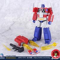 Magic Square Ms Toys P-01 Add On MS-B18 Optimus prime