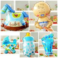 Balon Foil Baby Shower Boy or Girl