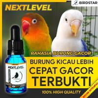 Vitamin Burung Kicau NEXTLEVEL Obat Penggacor Burung Murai Kacer dll