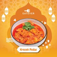 Eatever - Krecek Pedas / Siap Saji
