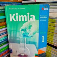 BUKU KIMIA SMA KELAS 1-10-X ERLANGGA REVISI