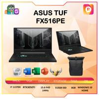 ASUS TUF DASH FX516PE I7R5B6T-O i7-11370H RT3050Ti 15.6 144Hz 8GB 512G