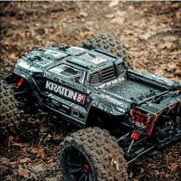 Arrma Kraton EXB 1/5 8S Extreme Bash Roller Speed 4WD Monster Truck