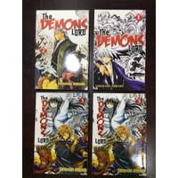 Buku Komik - The Demons Lord jilid 1 sd 3