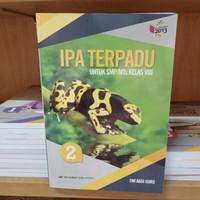 Buku IPA Terpadu SMP Kelas 8 Kurikulum 2013 Penerbit Erlangga