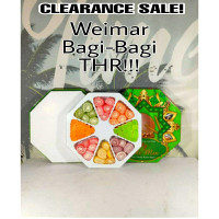Paket Jelly Lebaran - Permen Jelly Mix 8 Rasa Murah Berkualitas