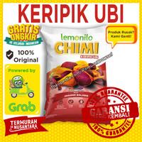 Lemonilo Chimi Keripik Ubi Cemilan Diet Snack Sehat Organik 40 Gram