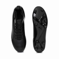 Puma EvoKnit FTB II FG Black Sepatu Original Pria Bola Sepak