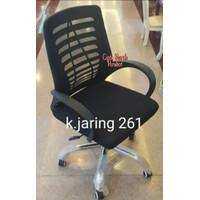 Kursi Manager Jaring 261 Merk KSA Import Bangku Kerja Kantor Office