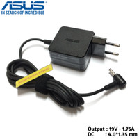 Charger Adapter Laptop ASUS ADP-33AW S200E X202E X201E Q200 S200L S220