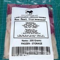 RumahBully - Lamb Innards(Jeroan Domba)Dog Cat Raw food/Makanan Anjing