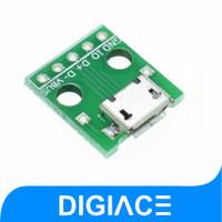 Micro USB DIP Adapter | Arduino Raspberry pi | Micro USB breakout