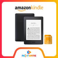 Amazon Kindle Paperwhite 10th Gen eBook 2018 Waterproof - 32GB - Black