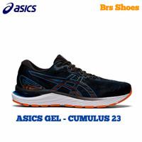 ASICS GEL- CUMULUS 23 Men's Running Road -Black/ Reborn Blue