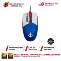 Mouse Gaming ASUS ROG Strix Impact II GUNDAM EDITION P515 (White)