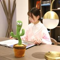 Boneka Kaktus Bicara - Dancing Cactus Toy Bisa Bicara