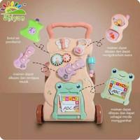 mainan edukasi bayi baby walker music / mainan melatih motorik baby