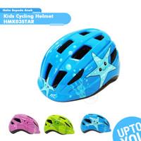 Helm Sepeda Anak - Kids Cycling Helmet HMK03STAR