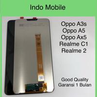 LCD OPPO A3s A5 Ax5 / REALME C1 REALME 2
