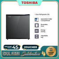 TOSHIBA Kulkas 1 Pintu GR-RD65CC-DMF[37] Kapasitas 50L