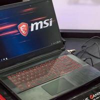 Laptop Gaming MSI GF63 i7