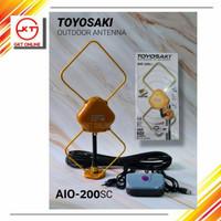 Antenna TV Luar / Antena / Antene Outdoor Toyosaki AIO 200