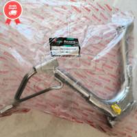 Standart Standar Tengah Mio J Model Chrome Malousy Aksesoris Motor