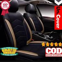 Sarung Jok Mobil Honda Jazz Brio Ayla Bahan Kulit Syntetic Full Set 2