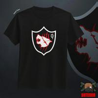 T shirt / Kaos Hound Wolf Squad Chris Resident Evil Village