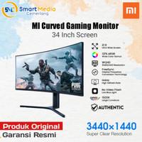 Xiaomi MI Curved Monitor Gaming 34 inch|WQHD|144Hz|Original