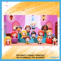 POP MART X Princess Ralph Breaks the Internet-1 set isi 12pcs (Sealed)