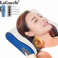 Bantal pijat elektrik multifungsi full body massage