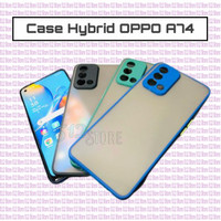 Case Oppo A74 - Case Hybrid Oppo A74 - Silikon Oppo A74
