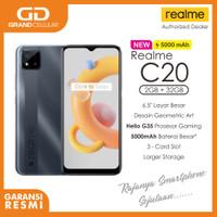 Realme C20 2GB RAM 32GB ROM GARANSI RESMI
