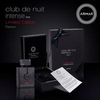 Armaf Club De Nuit Intense For Men PARFUM 105ml - LIMITED PREMIUM CASE