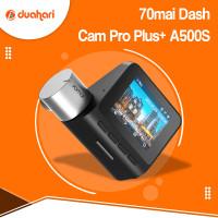 70mai Dash Cam Pro Plus A500S Front Rear Cam Set