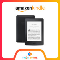Amazon Kindle Paperwhite 10th Gen eBook 2018 Waterproof - 8GB - Black