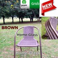 Kursi Teras Taman dan Outdoor Besi